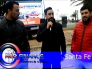 RED FINANCE- Entrega doble Ford Kinectic - Pcia. Santa FE